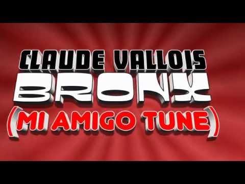 Claude Vallois - Bronx (Mi Amigo Tune) (Vinyl 1975)