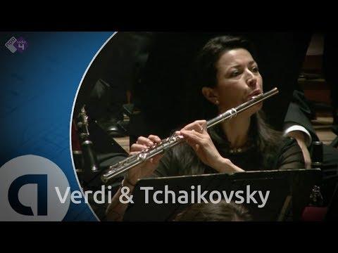 Verdi & Tchaikovsky - Kavakos & Koninklijk Concertgebouworkest