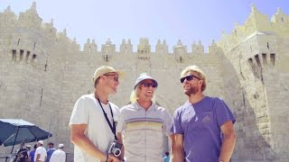 Down Days - Jerusalem: 3 Surfers In The Holy Land - S2E2