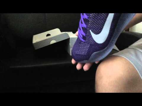 Nike Kobe XI Elite Low Eurology Review/Unboxing
