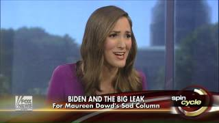 Biden and the big leak