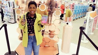 Fenty Beauty UK Launch Party - Newcastle ¦ Vlogs ¦ TrendybyTyana2 ¦