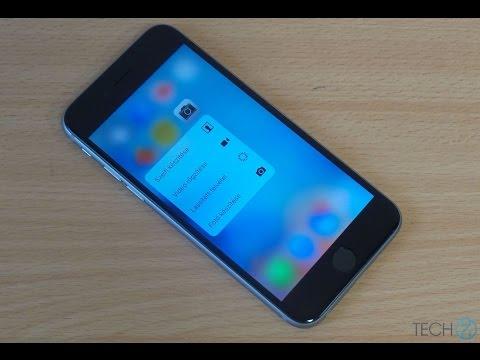 Apple iPhone 6s teszt