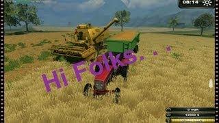 Farming Simulator 2011 Platinum Edition  Episode 7 with Pro Farm ,all DLC and mods