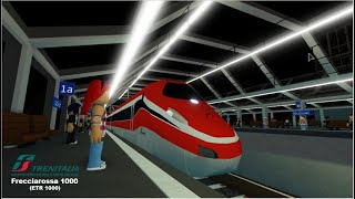 Frecciarossa 1000 | Terminal Railways Roblox