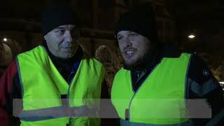 Kälte-Patrouille Sozialwerke Pfarrer Sieber
