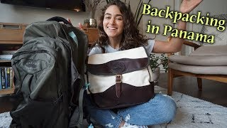 I'm Going Back! Packing for PANAMA -- Two Weeks in One Backpack
