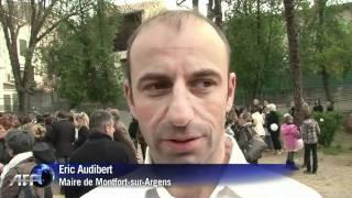 Var : marche blanche en l'honneur du policier tué