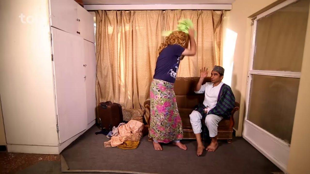 خانم که لباس جدید میخواهد - شبکه خنده / A Woman Who Wants New Cloths - Shabake Khanda