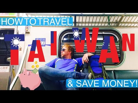 HOW TO TRAVEL IN TAIWAN | TRANSPORT OPTIONS & ADVICE FOR BACKPACKERS