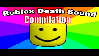 ROBLOX Death Sound - (FUNNY FAIL COMPILATION 2017)