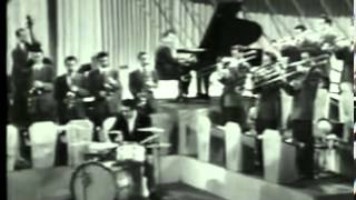 Gene Krupa & Orquestra - Lover and Leave us Leap | Drum Solo