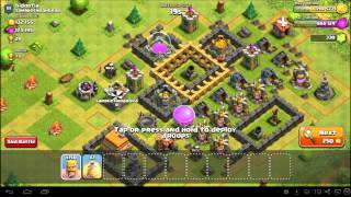 Clash of Clans Town Hall 6 Attack Strategy & Farming Guide