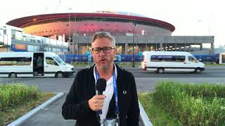 Tomas Nilsson efter Sveriges seger mot Schweiz