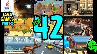 Top 42 Java Games on Android │ Part 2│Play Java Games On Android 2020