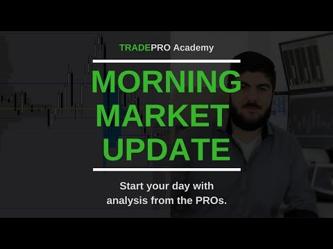 Morning Stock Market Update - Janet Yellen and the Fed set to hike interest rates today. - YouTube