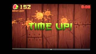 Fruit Ninja Kindle Fire Game Review - CrazyMikesapps