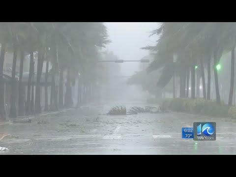 Hurricane Irma weakens to Category 2 as it smacks Naples