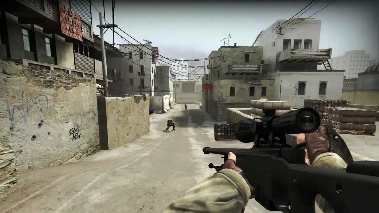 Counter Strike: Global Offensive Official Trailer