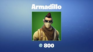 Armadillo | Fortnite Outfit/Skin