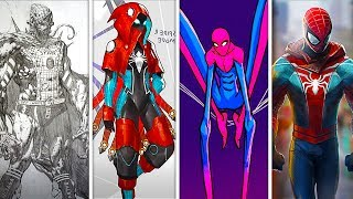 Artists Draw Themselves As Spiderman! - Most Amazing Thing You Will See Today!
