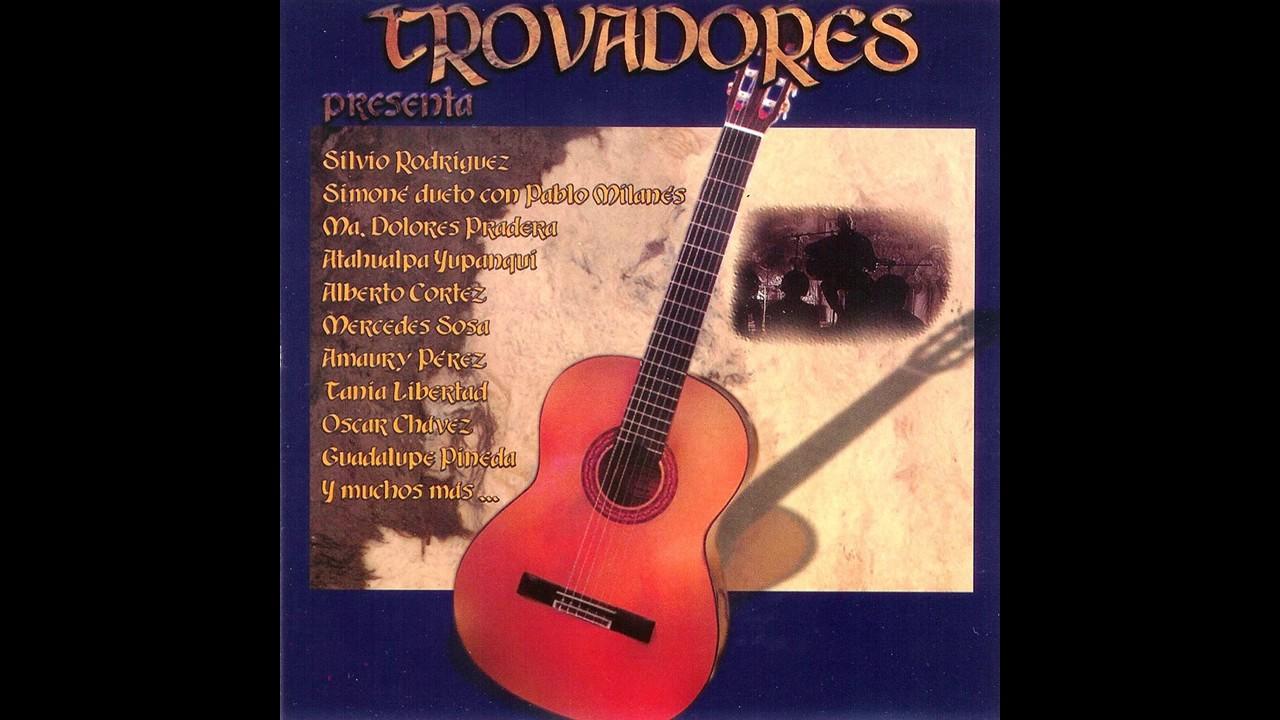 Trovadores 1 1999 Album Completo Youtube Youtube Music Album