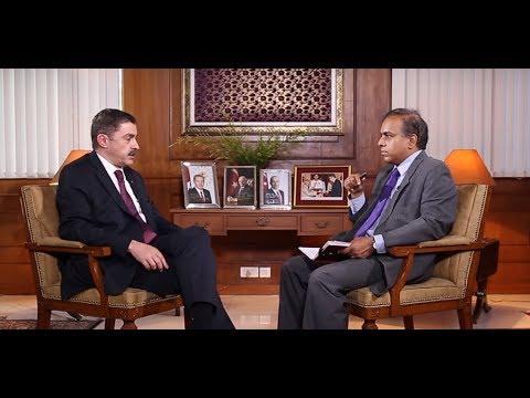 Straight Talk with Turkish ambassador Sakir Ozkan Torunlar
