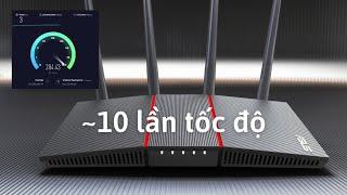 #Giancachxahoi Trên tay Router…
