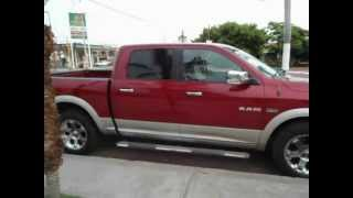 Dodge Ram Laramie 4x4 Camioneta en VENTA