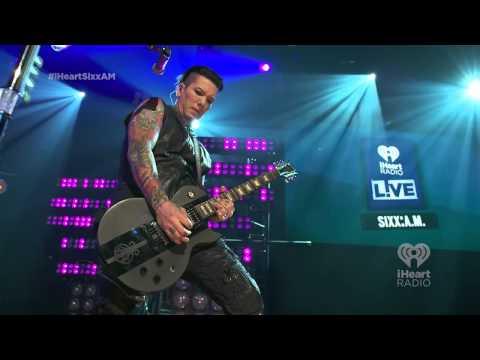 Sixx:A.M. -  Drive (live)