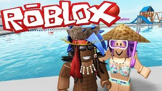 VAMOS A LA PISCINA | Boys & Girls Pool Hangout | ROBLOX