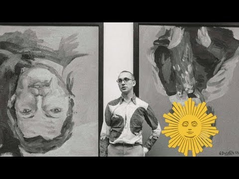 Georg Baselitz: Turning the art world upside-down