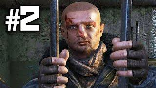 ► Metro: Last Light Redux - Útek z väzenia | #2 | Hardcore | PC Gameplay | 1080p | České titulky