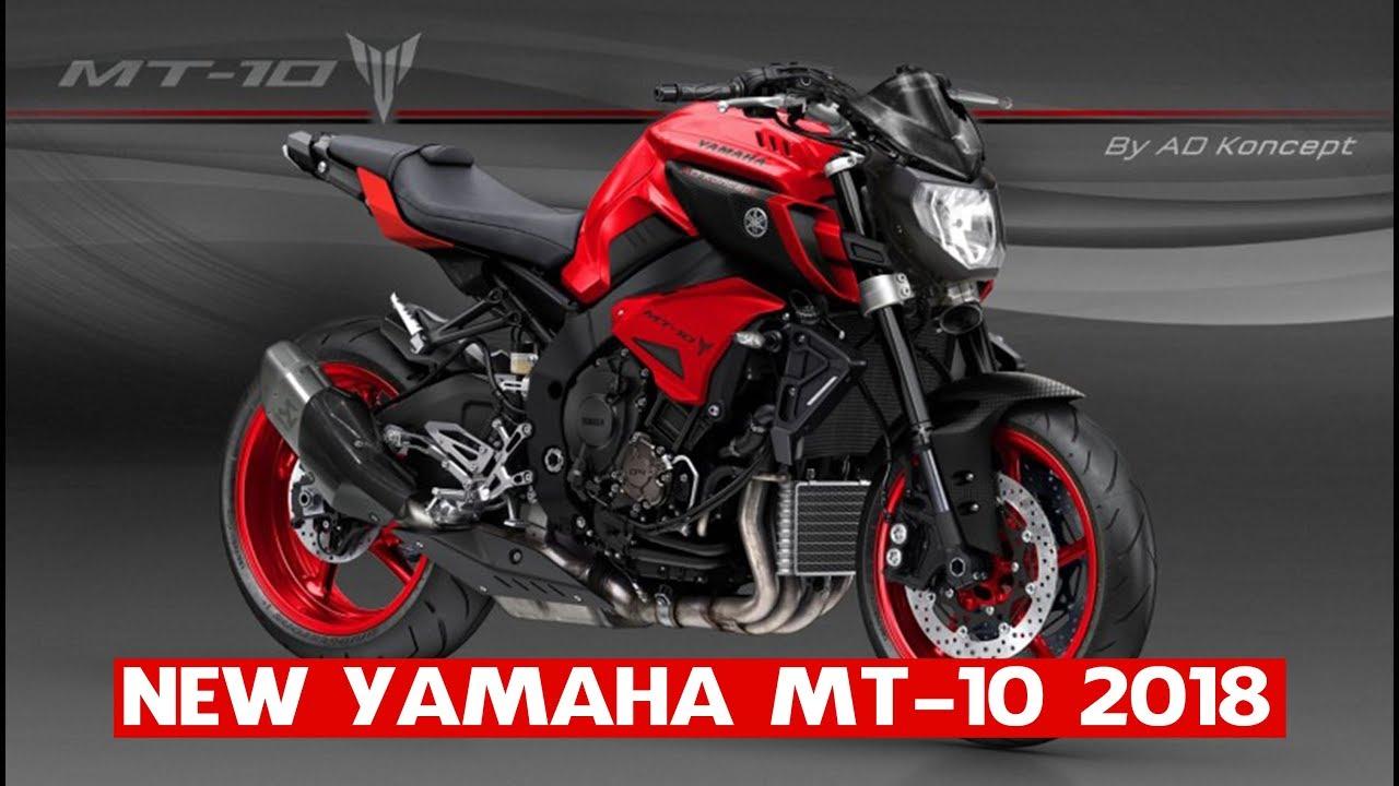 New Yamaha Mt 10 2018 Yamaha Mt 10 In Valentino Rossi Livery Ad Koncepts Yamaha Mt 10 Concepts