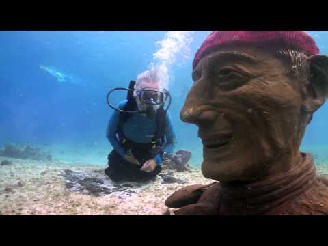 In memory of Jacques Cousteau