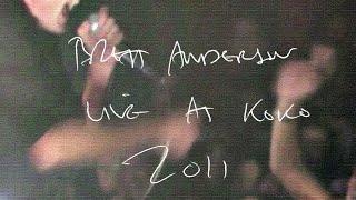 Brett Anderson - Wheatfields - Live