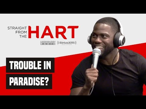 DJ Frosty - Kevin Hart On How to Survive Couples Vacations