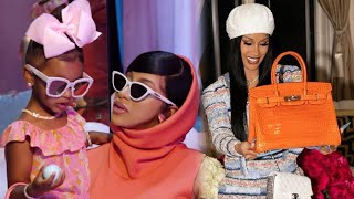 Cardi B Shares Parenting Advice And LAVISH Mother's Day Gift From Offset