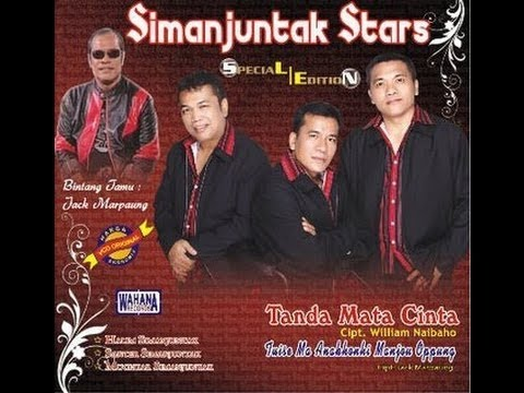 Simanjuntak Stars & Jack Marpaung - Tanda Mata Cinta