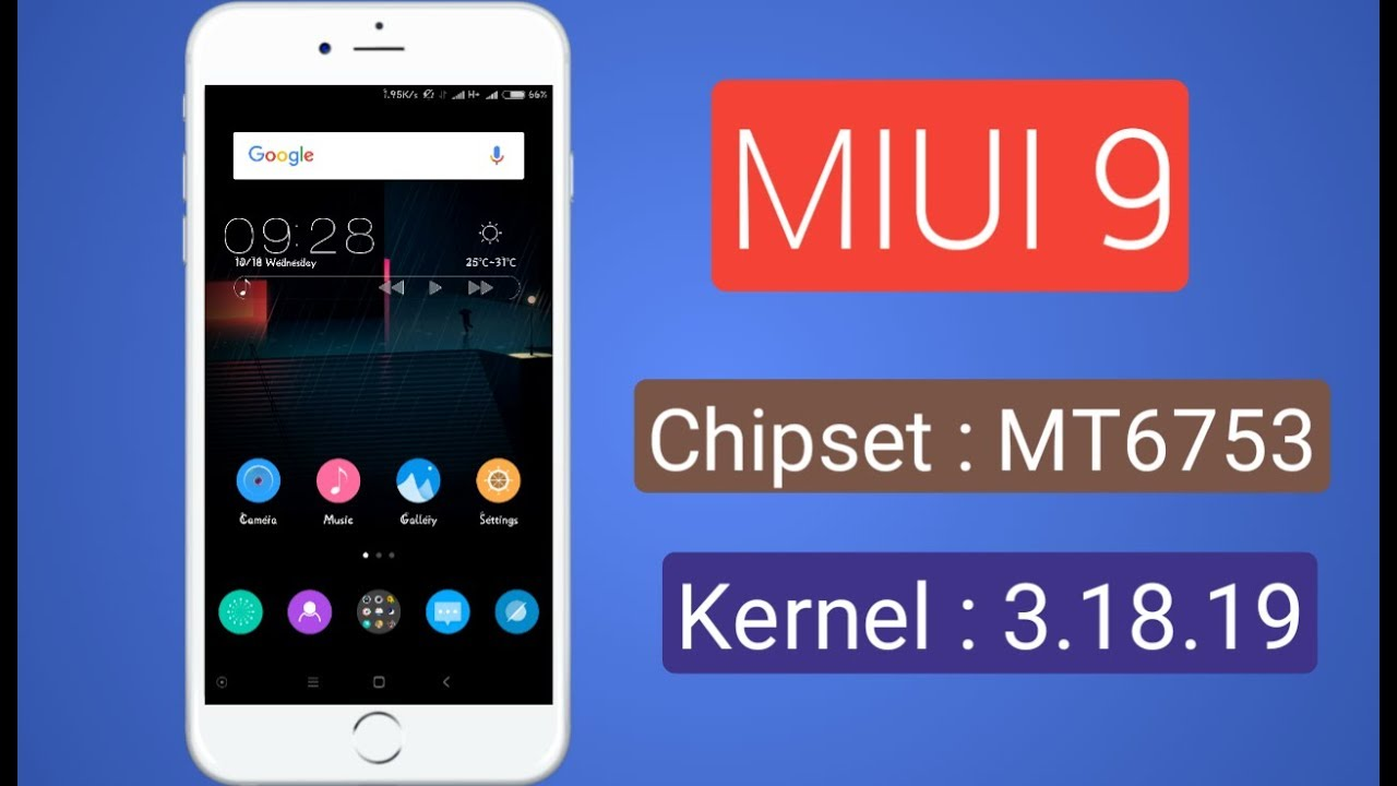 [MT6753] Stable MIUI 9 ROM Kernel 3 18 19 (Infinix Note 3 Pro)