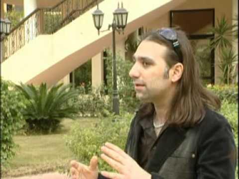 Omar Bashir.interview Al Nhreen Tv. Cairo 2007 Part 4