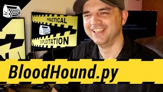 BloodHoundAD, ProxyChains & DNSChef - Practical Exploitation with Mubix [Cyber Security Education]