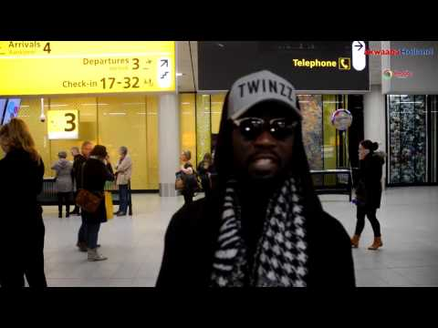 Bisa Kdei Live in Amsterdam  !!! Confirmed