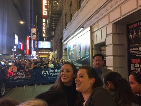 I love Bandstand! w/Laura Osnes and Corey Cott(week 58)