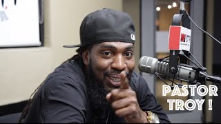 "Pastor Troy Talks 15 Years Reppin Ga, Creating Classics ""We Ready"" ""Vica Versa"", With B High"
