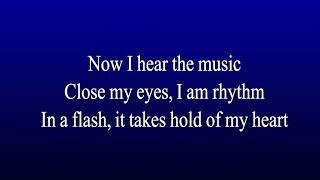 Irene Cara - Flashdance (What A Feeling) Male Key Karaoke