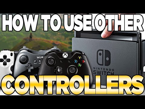 How To Use Xbox, PS4, & WiiU Controllers on the Nintendo Switch! MAGIC-NS Review | Austin John Plays