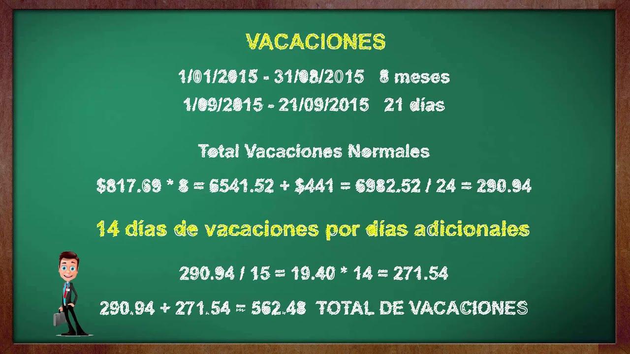 Pago de liquidación laboral - Foro de Costa Rica