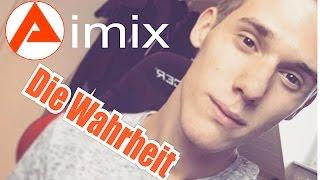 Die WAHRHEIT über AIMIX  | Richtiger Alman #Teamaimix