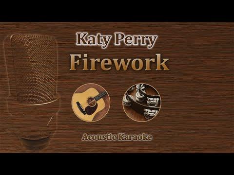 Firework - Katy Perry (Acoustic Karaoke)